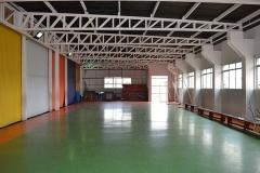 Salón de gimnasia
